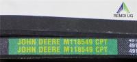 Original JOHN DEERE Keilriemen M118549 für 455, 415