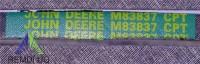 Original JOHN DEERE Keilriemen M83837