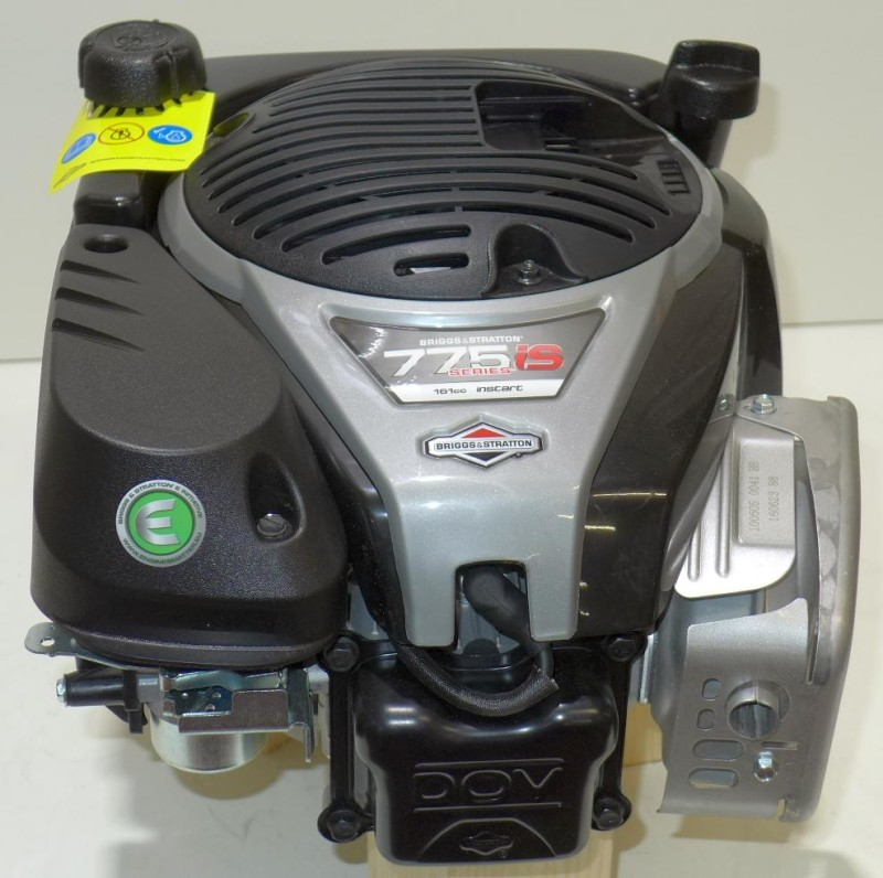 Rasenmäher Motor Briggs & Stratton ca 5 PS(HP) 775IS E-Start Welle 25/62
