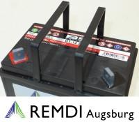 Starterbatterie (AGM) für JOHN DEERE Rasentraktor 12V 32AH