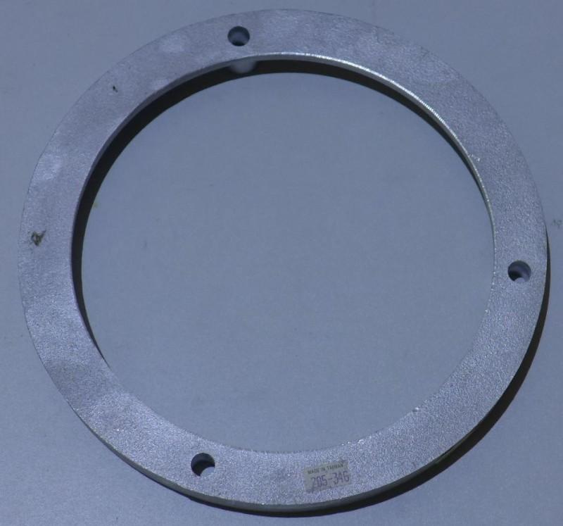 Distanzring für Rasenmähermotor Alu 19 mm hoch