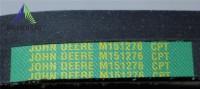 Original JOHN DEERE Keilriemen M151276, X534, X540