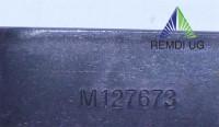Original JOHN DEERE Mulch Messer-Satz 122 cm Seitenauswurf M127673