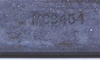 Original JOHN DEERE Medium-Lift Messer 76 cm Seitenauswurf M89454