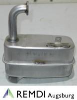 Auspuff / Schalldämpfer für Briggs & Stratton 1-Zylinder Unterfluhr RT501010
