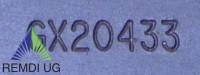 Original JOHN DEERE Messer-Satz Seitenauswurf 107 cm GY20567, L105,  L107, L111