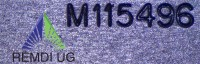 Original JOHN DEERE Messer-Satz Seitenauswurf 137 cm M115496 für 455, 415