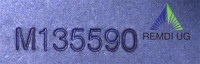 Original JOHN DEERE Messer-Satz Seitenauswurf 137 cm M135590 high lift, 455