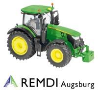 JOHN DEERE Sammlermodell Miniaturmodell Traktor 7310R Maßstabs-Modell 1:32