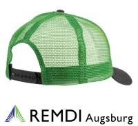 JOHN DEERE Mesh-Kappe schwarz grün, Cap, Mütze