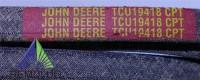 Original JOHN DEERE Keilriemen TCU19418, X300R, X305R