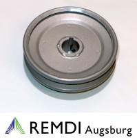 Riemenscheibe Keilriemenscheibe 19,05 mm / 102 mm RT611001