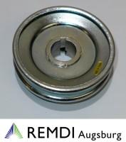 Riemenscheibe Keilriemenscheibe 22,2 mm / 89 mm RT611002