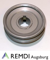 Riemenscheibe Keilriemenscheibe 25,4 mm / 89 mm RT611005