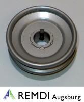 Riemenscheibe Keilriemenscheibe 19,05 mm / 83 mm RT611006