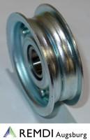 Rückenrolle Spannrolle Umlenkrolle 15 mm / 53 mm RT602011