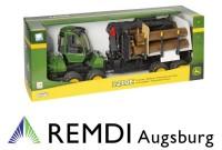 JOHN DEERE Sammlermodell Miniaturmodell Rückezug 1210E Maßstabs-Modell 1:16