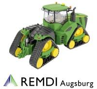 JOHN DEERE Sammlermodell Miniaturmodell Traktor 9620RX Maßstabs-Modell 1:16