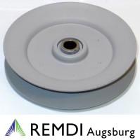 Spannrolle Umlenkrolle 9,5 mm / 102 mm RT601007