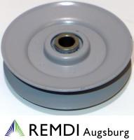 Spannrolle Umlenkrolle 9,5 mm / 78 mm RT601022