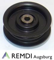 Rückenrolle Spannrolle Umlenkrolle 6,5 mm / 47 mm RT602025