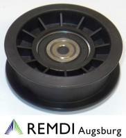 Rückenrolle Spannrolle Umlenkrolle 7,9 mm / 68 mm RT602040