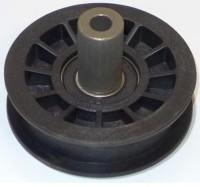 Rückenrolle Spannrolle Umlenkrolle 9,9 mm / 76 mm RT602054