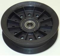 Rückenrolle Spannrolle Umlenkrolle 12,5 mm / 102 mm RT602067