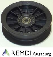 Rückenrolle Spannrolle Umlenkrolle 9,5 mm / 102 mm RT602068