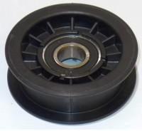 Rückenrolle Spannrolle Umlenkrolle 16,9 mm / 70 mm RT602089