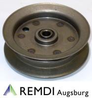 Rückenrolle Spannrolle Umlenkrolle 9,5 mm / 79 mm RT602073