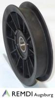 Rückenrolle Spannrolle Umlenkrolle 16,9 mm / 102 mm RT602076