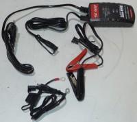 Batterieladegerät/Batteriepflegesystem BS15 für 12V Batterien bis 30AH