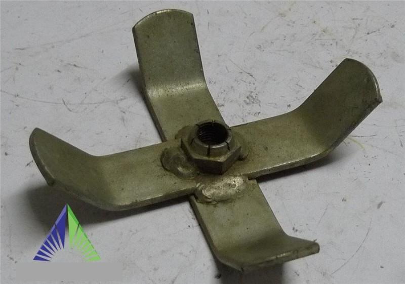 Original JOHN DEERE Flügelmutter AM33240