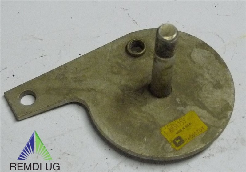 Original JOHN DEERE Platte Lenkung Hebel AM34159
