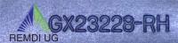 Original JOHN DEERE Standard Messer-Satz 107cm Heckauswurf GX23227 + GX23228