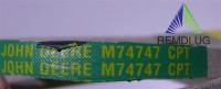 Original JOHN DEERE Keilriemen M74747, Europro 1338 GS, STX30, STX38