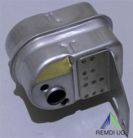 Original Auspuff Tecumseh 35056 für HM70  HM80  HM100