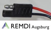 Tecumseh Starterbatterie für Rasenmäher 1445.0003   12 V  2,5 AH