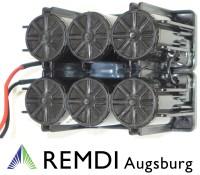 Toro Starterbatterie für Rasenmäher 14567  55-7520   12 V  2,5 AH
