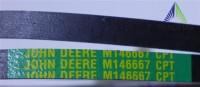 Original JOHN DEERE Keilriemen M146667, LX277, LX279
