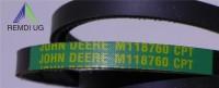 Original JOHN DEERE Keilriemen M118760, STX38