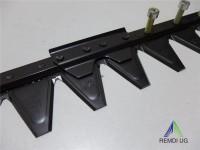 ESM Mähmesser Ersatzmesser Balkenmäher 102 cm 248 0020