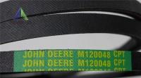 Original JOHN DEERE Keilriemen M120048