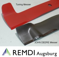Tuning Sammel-Messer-Satz für JOHN DEERE X130R X155R X166R X350R Sabo 107H