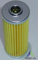 Original JOHN DEERE Kraftstofffilter Dieselfilter M801101, X495, X740, X748