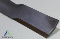 Original JOHN DEERE Messer-Satz Seitenauswurf 157 cm M143504, X495, X740, X748