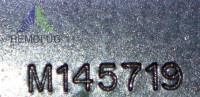 Original JOHN DEERE Messer-Satz Seitenauswurf 157 cm M145719, X495, X740, X748